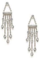 Tiffany & Co. Swing Platinum & Diamond Chandelier Earrings