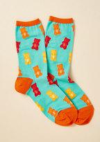 ModCloth Study Gummy Socks