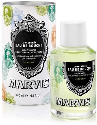 Marvis Concentrated Strong Mint Mouthwash
