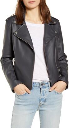 BB Dakota Just Ride Faux Leather Jacket