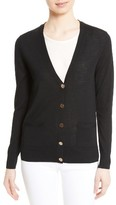 Tory Burch Women's Madeline Merino Wool Cardigan