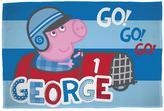 Peppa Pig Pepper Pig George Speed Fleece Blanket