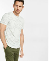 Express oversized lion graphic t-shirt