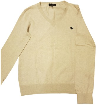 A.P.C. Ecru Cotton Knitwear for Women