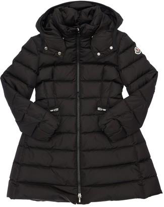 Moncler Charpal Nylon Down Coat