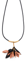 Marni Leather Necklace