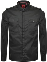 Luke 1977 Serges Detail Shirt Khaki