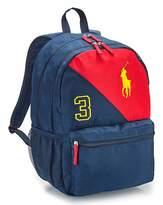 Ralph Lauren Banner Stripe Backpack