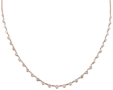 Jacquie Aiche Diamond Emily Necklace - Rose Gold