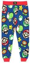 Komar Kids Super Mario Boys Fleece Pajama Pants (Little Kid/Big Kid)