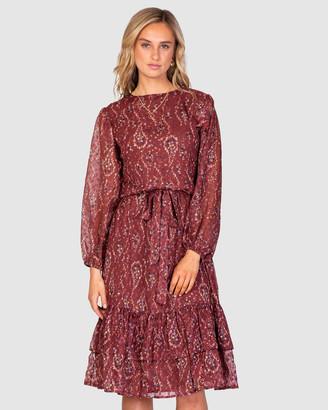 Three of Something Melrose Walk Dress