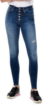 Only High-Waist Jeans