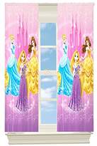 Disney Princesses Grand Beauty Room Darkening Panel, 42 by 63-Inch