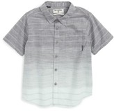 Billabong Boy's Faderade Short Sleeve Woven Shirt