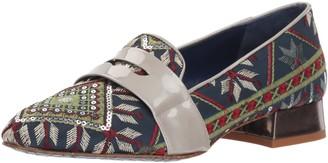 Amalfi by Rangoni Women's Adele Rost Loafer Flat