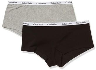 Calvin Klein Carousel 2-Pack Boyshort