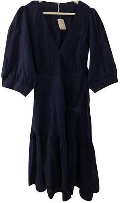Free People Navy Cotton Dresses