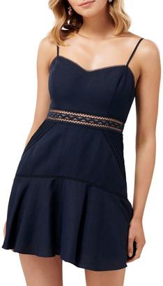 Forever New Petites Catalina Petite Flippy Mini Dress