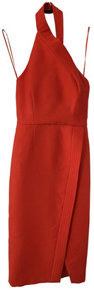 C/Meo Red Polyester Dresses