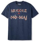 Bioworld Fantastic Beasts® Men's Muggle = Mo-Maj T-Shirt Navy Heather