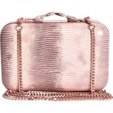 House Of Harlow Leather Clutch Purse