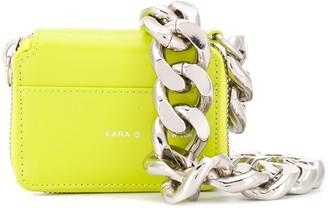 Kara Oversized Chain Cross Body Bag