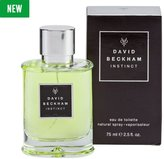 David Beckham Instinct Eau De Toilette - 75ml
