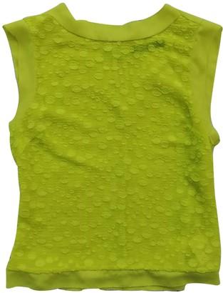 Karen Millen Yellow Top for Women