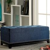 Asstd National Brand Patrella Contemporary Storage Ottoman