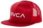 RVCA Foamy Trucker Snap Back Hat