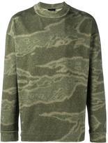 Yeezy Season 3 Moto sweatshirt - men - Cotton - L