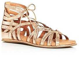 Gentle Souls by Kenneth Cole Women's Break My Heart Gladiator Sandals