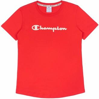 Champion T-Shirt Legacy American Classics Coral XS (X-Small)