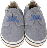 Robeez Gray Cool & Casual Leather Bootie