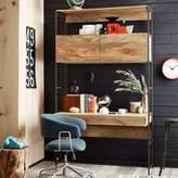 "west elm Industrial Modular 49"" Desk"