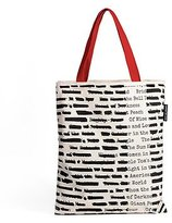 Out of Print Tote Bag - Banned Books