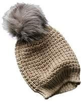 Jocelyn Women's Beige Hat.