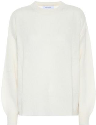 Ryan Roche Cashmere and silk sweater