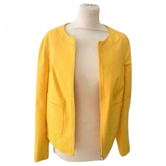 Matthew Williamson Yellow Jacket for Women