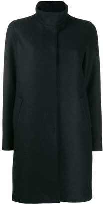 Harris Wharf London Button Up Coat