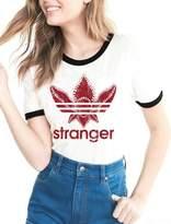 FANTIGO Juniors Funny Letters Print O-Neck Women's Short Sleeve Summer T Shirt Tops XL