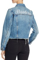 Pistola Flawless Embroidered Denim Jacket - 100% Bloomingdale's Exclusive