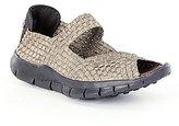 Bernie Mev. Comfi Peep-Toe Mary Jane Shoes