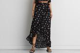AEO Ruffle Maxi Skirt