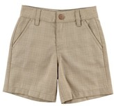 O'Neill Toddler Boy's Delta Plaid Shorts