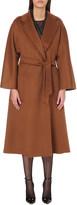 Max Mara Open-front cashmere coat