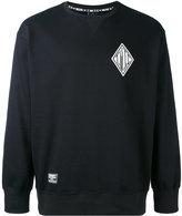 Kokon To Zai logo patch sweatshirt - men - Cotton - S