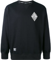 Kokon To Zai logo patch sweatshirt
