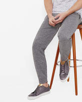 Ted Baker Jersey Cuffed Pants Charcoal