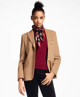 Brooks Brothers Camel Hair Jacket